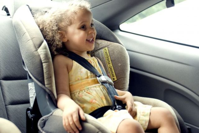 Georgia Car Seat Laws section