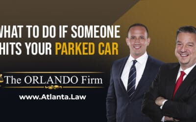 What to do if someone hits your parked car