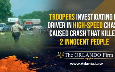 Troopers investigating if driver in high-speed chase caused crash that killed 2 innocent people