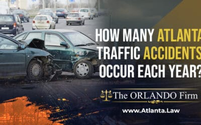 How Many Atlanta Traffic Accidents Occur Each Year?