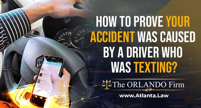 How to Prove Your Accident Was Caused by a Driver Who Was Texting title