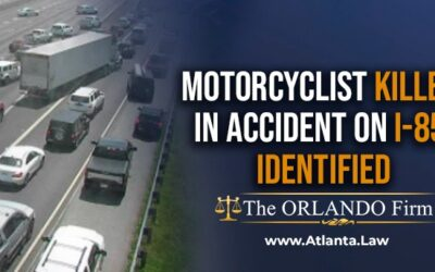 Motorcyclist killed in accident on I-85 identified