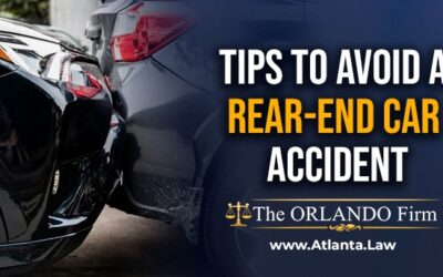 Tips to Avoid a Rear-End Car Accident