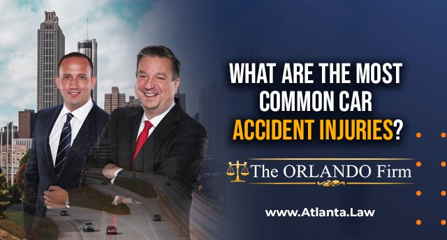 What Are the Most Common Car Accident Injuries title