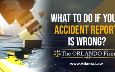 What to Do If Your Accident Report is Wrong