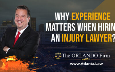 Why Experience Matters When Hiring An Injury Lawyer