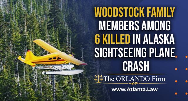 Woodstock family members among 6 killed in Alaska sightseeing plane crash