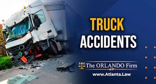 Truck Accident title
