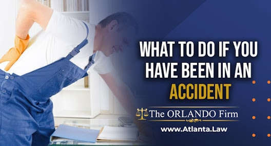 What to do if you have been in an accident