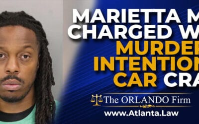 Marietta Man Charged with Murder in Intentional Car Crash