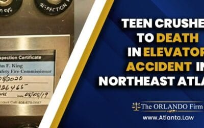 Teen Crushed to Death in Elevator Accident in Northeast Atlanta